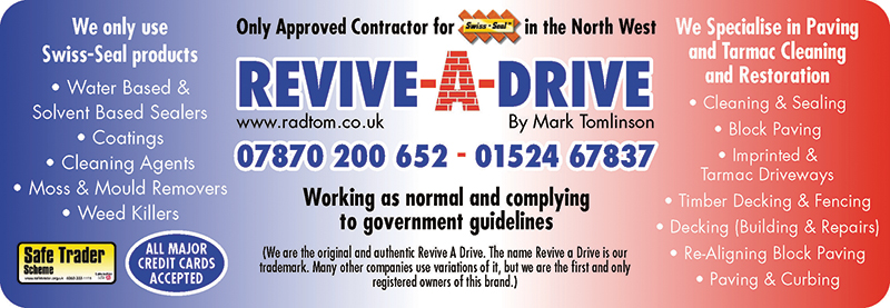 Revive A Drive - Mark Tomlinson